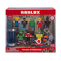 Набір Jazwares Roblox Environmental Set Heroes of Robloxia