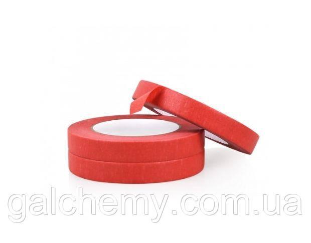 Маскуюча термостійкий стрічка 18 mm х 50 m червона SGGD144 Masking Tape, SGCB