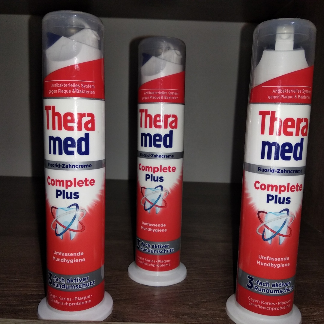 Зубна паста Theramed Natur-weiB100 мл.