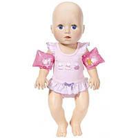 Кукла Zapf BABY ANNABELL - НАУЧИ МЕНЯ ПЛАВАТЬ (43 см, с аксессуарами) (700051)