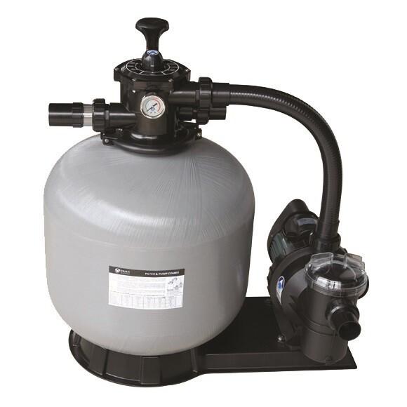 Фільтрувальна установка для Басейну Emaux FSF400 (6 м3/год, D400)