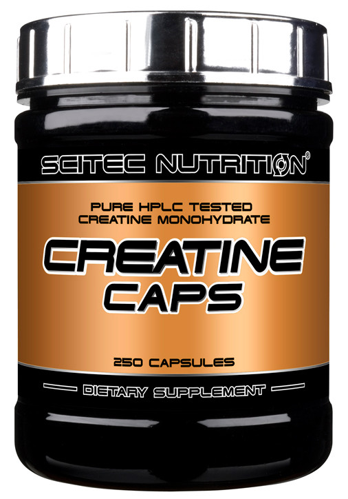 Scitec Nutrition Creatine 250 капсул