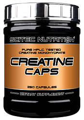 Scitec Nutrition Creatine 250 капсул