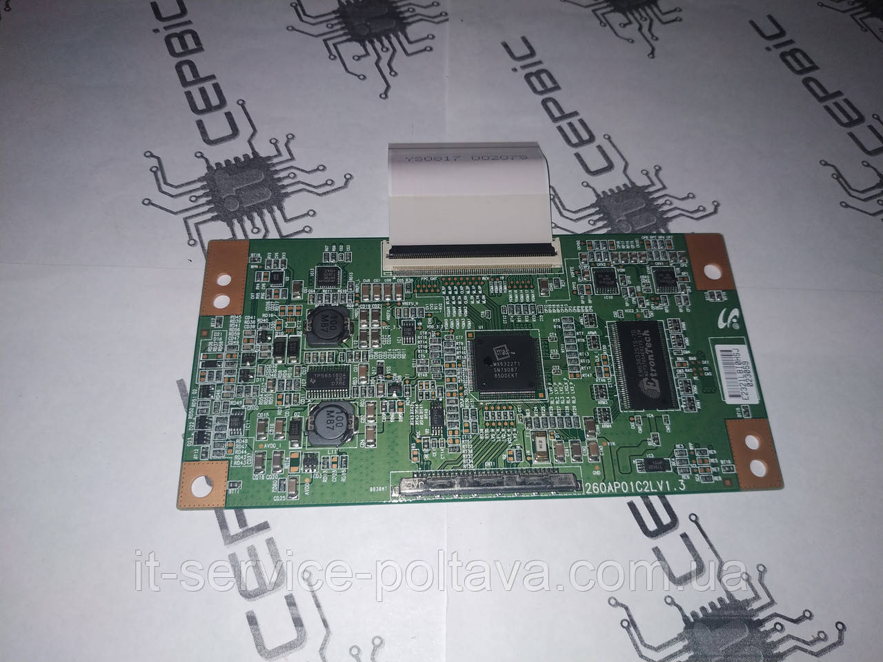 Плата T-CON 260AP01C2LV1.3