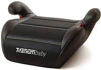Автокресло бустер Titanium Baby Premium  группы 2/3  для детей  15 - 36 кг
