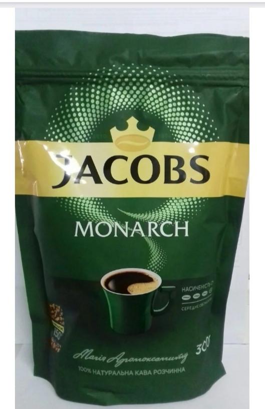 "Кофе якобс монарх 300г ""Jacobs"""