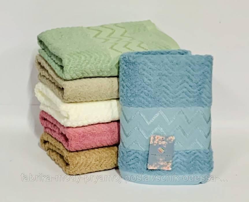 Полотенце махровое  банное  №109838