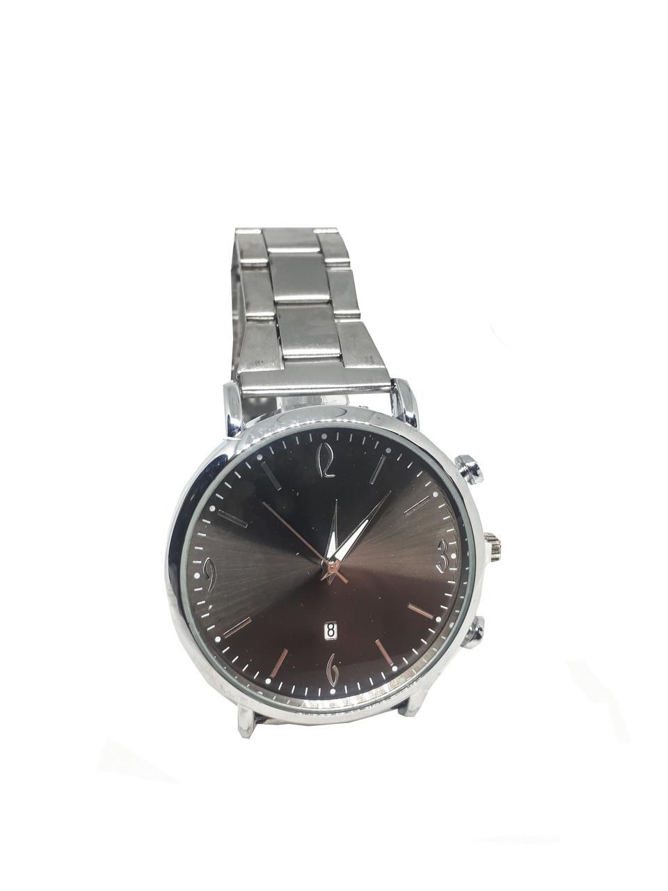 Часы мужские на браслете с датой Abeer MВ03251 опт