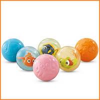 """Развивающие игрушки Fisher Price Сенсорные шарики """"В поисках Нэмо"""" Disney Baby"""