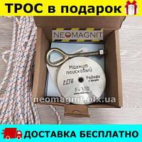 ПОИСКОВЫЙ МАГНИТ F-300 РЕДМАГ неодимовый + ТРОС в ПОДАРОК!