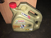 Масло моторное Castrol EDGE 5W-30 C3 (Канистра 4л) 15A568