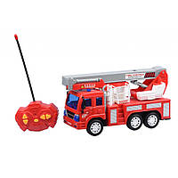 Автомобиль Same Toy CITY Пожарная (F1620Ut), фото 1