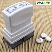 "Разделитель Pill Box (устройство для деления таблеток на части) ""штамп"", фото 1"