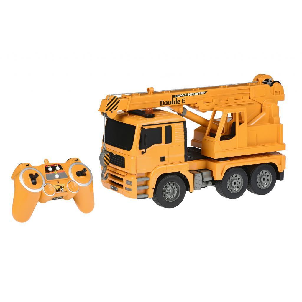 Автомобиль Same Toy Подъемный кран (E516-003)