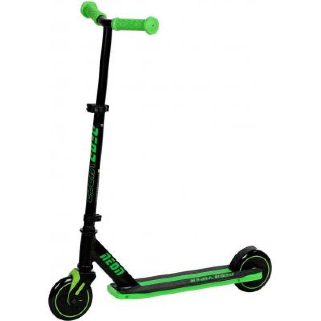 Скутер NEON Viper Зеленый (N100829)