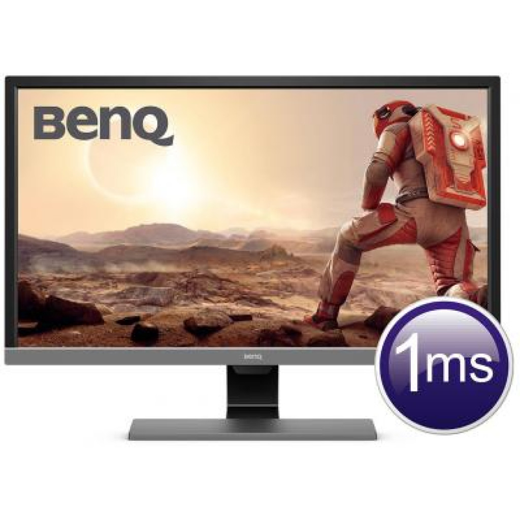 Монитор BENQ EL2870U Metallic Grey