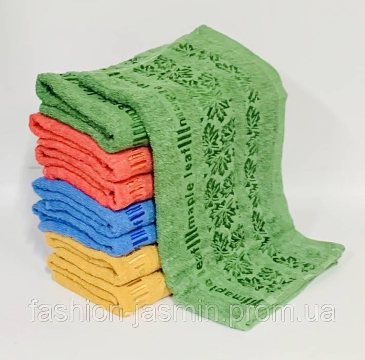 Полотенце махровое для бани   №109833