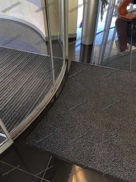 Изготовление резинового канта для грязезащитных ковриков