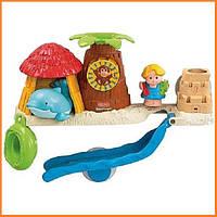 Развивающие игрушки Fisher Price для ванной из серии Little People