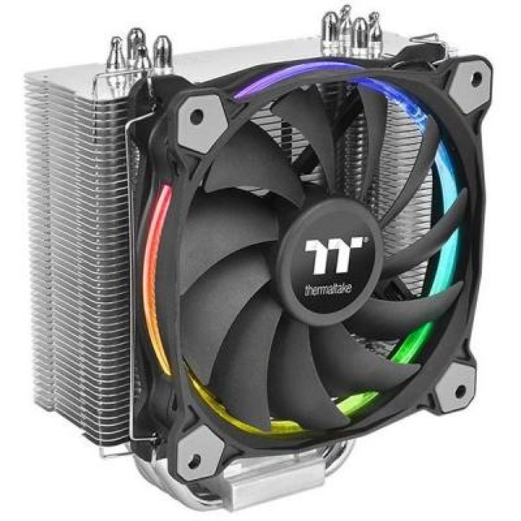 Кулер для процессора ThermalTake Riing Silent 12 RGB Sync Edition (CL-P052-AL12SW-A)