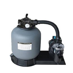 Фильтровальная установка для Бассейна Emaux FSP350-SS020 (4.32 м3/ч, D350)