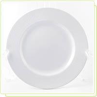 """Тарелка Maestro MR-10001-01 17см""""White Linen"""""""