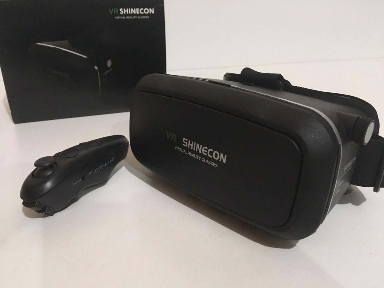 Очки виртуальной реальности с пультом VR BOX SHINECON VR-03 (20 шт/ящ)