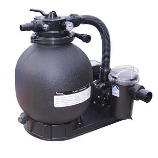 Фільтрувальна установка для Басейну Emaux FSP390-SD075 (400mm, 8m3/h, верх)