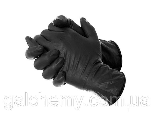 Нітрилові високоміцні рукавички SGGD042 (100 шт.), SGCB