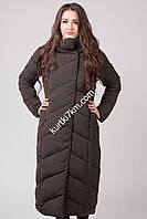 Длинное зимнее пальто Visdeer 1997
