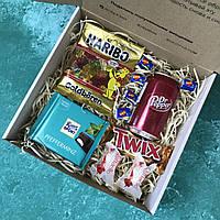 Подарочный Бокс City-A Box #70 для Мужчин и Женщин Сладкий Набор Sweet из 6 ед.