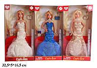 "Лялька (кукла) типу ""Барби"" ""Defa Lucy"" 29 см 8270 (24шт) з аксес., 3 види, в кор. 32,5*5*16,5 см"