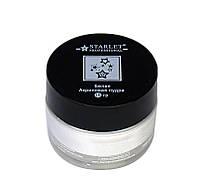 Акриловая пудра Starlet Professional 15 гр,белая