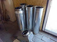 Дымоход сэндвич (толщина 0,8мм) AISI304