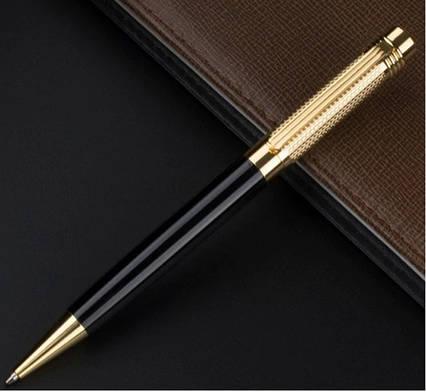 Ручка кулькова MONTE MOUNT Contract Чорні 0,7 мм