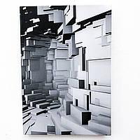 Скетчбук для акварели #LifeFLUXsketch в Лабиринте А5 108 листов 170 г/м2 Твёрдый переплёт