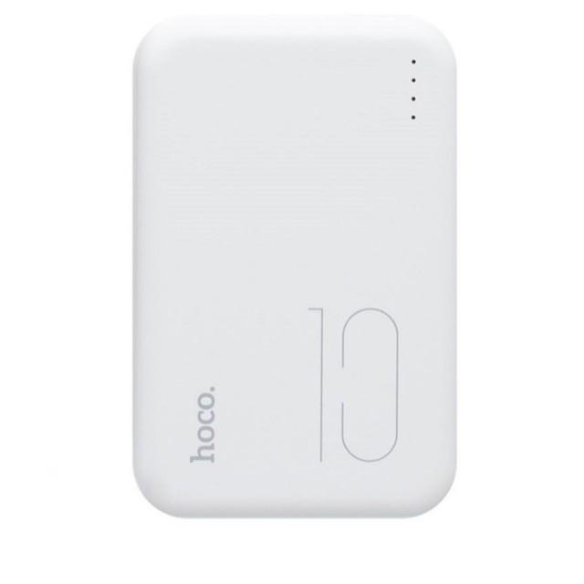 Портативная Батарея Hoco J38 Comprehensive mobile power bank(10000mAh) White