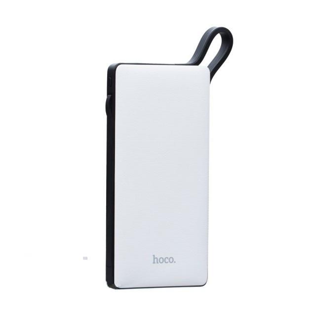 Портативная Батарея Hoco J36 Ample energy mobile power bank(10000mAh) White