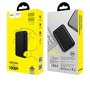Портативная Батарея Hoco J35 Sunshine mobile power bank(10000mAh) Black, фото 2