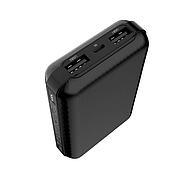 Портативная Батарея Hoco J35 Sunshine mobile power bank(10000mAh) Black, фото 3