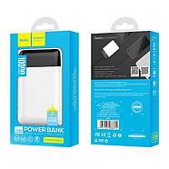 Портативная Батарея Hoco J31 Power pride mobile power bank(10000mAh) White, фото 2