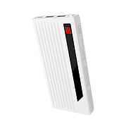 Портативная Батарея Hoco J27 Power treasure mobile power bank(10000mAh) White, фото 3