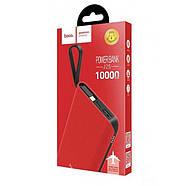 Портативная Батарея Hoco J25A New power Micro mobile power bank(10000mAh) Red, фото 2