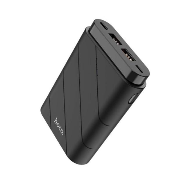 Портативная Батарея Hoco J15 Contented PD QC 3.0 power bank(10000mAh) Black