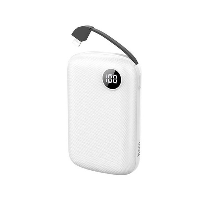 Портативная Батарея Hoco B38 Extreme mobile power bank(10000mAh) White