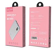 Портативная Батарея Hoco B24 Pawker power bank(30000mAh) White, фото 2