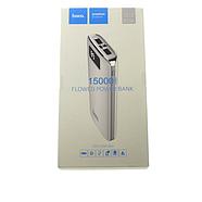 Портативная Батарея Hoco B23A Flowed power bank(15000mAh) White, фото 2