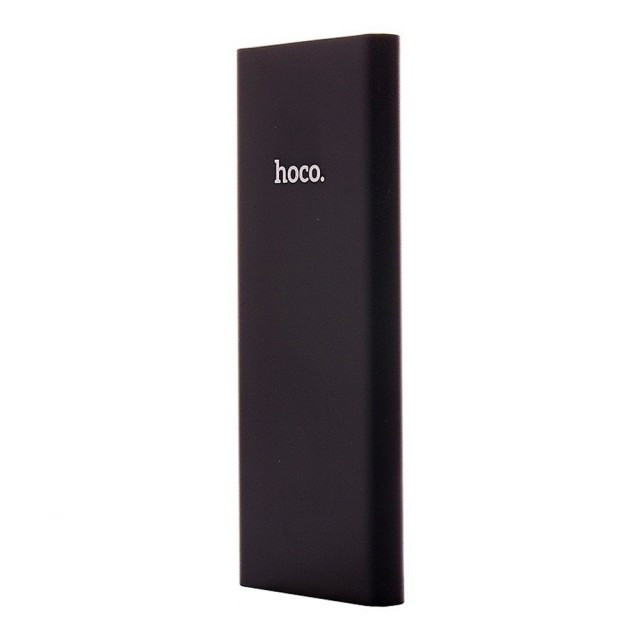 Портативная Батарея Hoco B16 Metal surface Power bank(10000mAh) Black
