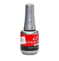 BLAZE GelLaxy II S-Base — полностью растворимое базовое покрытие для гель-лака, 15 мл (в)