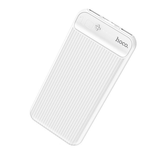 Портативная Батарея Hoco J52 New joy mobile power bank (10000mAh) White